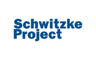 Logo schwitzke project white blue rgb