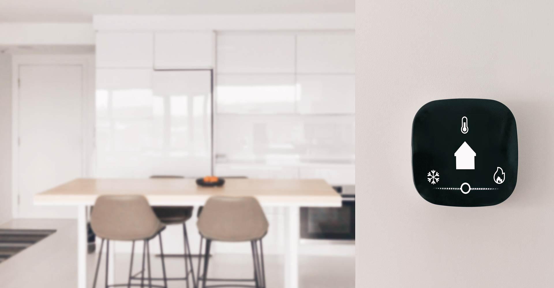 Smart home wohnzimmer hamburg